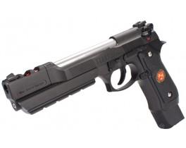 Страйкбольный пистолет Beretta STARS RPD B.Burton black