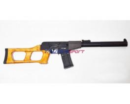 Страйкбольная снайперская винтовка Винторез-ВСС 120 м/с