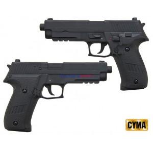 Страйкбольный пистолет CYMA P 226 AEP ( CM122 )
