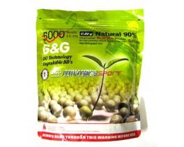 G&G Bio BB 0.20g/ 1KG Aluminum Foil(Desert)