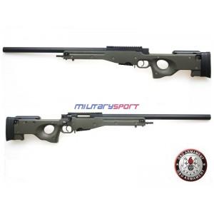 Страйкбольная винтовка G&G G96 Woodland (130 m/s)
