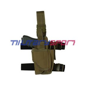 GD H-03C(OD) Tactical /Duty Convertible Holster