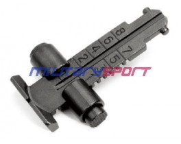 G&G G-03-073 AK Steel Rear Sight