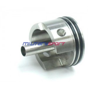 GE-04-12 Stainless Steel Cylinder Head for TM AEGs - AUG Only
