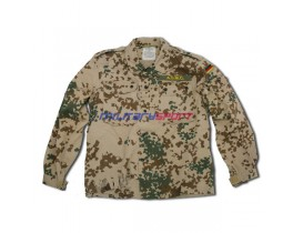 German Army BDU shirt fleckdesert (куртка) размер:XL 10221