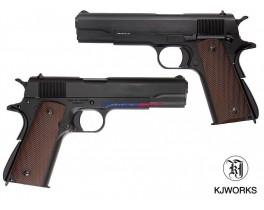 Страйкбольный пистолет KJW M1911 full metal