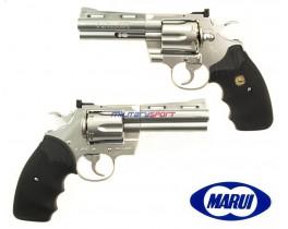 Страйкбольный пистолет Marui Colt Python 4 inch stainless