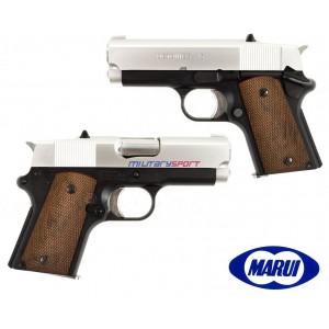 Страйкбольный пистолет Marui DETONICS.45 SLIDE SILVER
