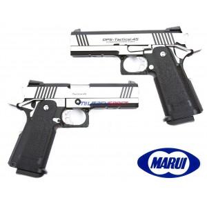 Страйкбольный пистолет Marui HI-CAPA DUAL STAINLESS