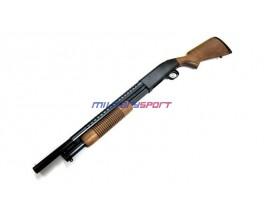 Mossberg M500 Shotgun 8mmBB wood stock