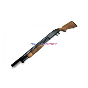 Mossberg M500 Shotgun 8mmBB wood stock