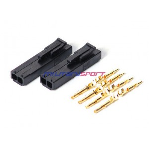 Prometheus motor gold pin for smail connector
