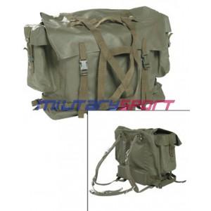 SCHWEIZ.RUCKSACK M90 GUMMIERT NEUW. (рюкзак тканевой)