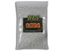 Шары BLS Super 0,36g 1кг высшее качество