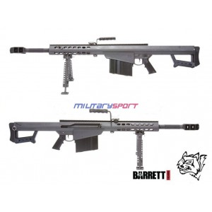 Страйкбольная винтовка SW M82A1 (CQB version) (BK)