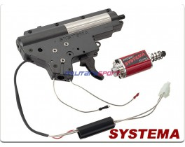 SYS MPD-15-X  Complete mecha-box M150 for Marui MP5A4/SD5