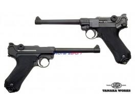 Страйкбольный пистолет Tanaka Luger P08 (8 inch) Heavy Weight