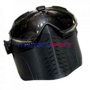 Маска защитная Tokio Marui PRO GOGGLE FULL FACE VERSION (BLACK)