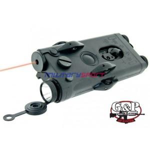Лазерный целеуказатель GP 467B PEQ II  Laser (green dot)