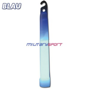 Световая палочка (голубая) Германия (длина 16см,время свечения 8часов)  36502