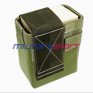 Страйкбольный магазин VFC Box magazine for M60/MK43