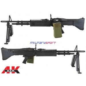 Страйкбольный пулемет A&K M60VN  (GY-M60)