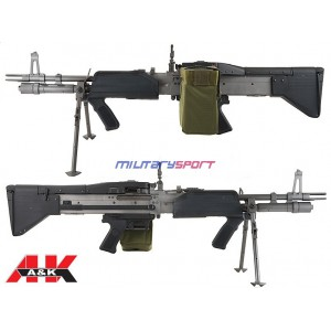 Страйкбольный пулемет A&K MK43  (GY-MK43)