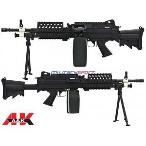 Страйкбольный пулемет A&K Mk.46