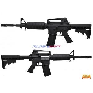 Страйкбольный автомат AGM-031 Full Metal M4A1