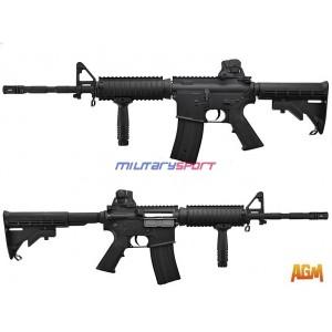 Страйкбольный автомат AGM-032 Full metal M4 RIS