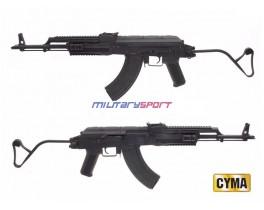 Страйкбольный автомат CYMA AIMS PMC Full metal blow back (CM050A)