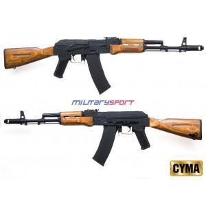 Страйкбольный автомат CYMA RKM (Steel/Wood)  (CM048M)