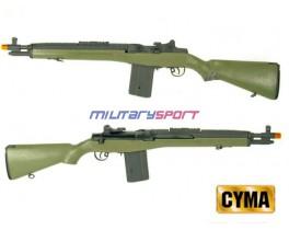 Страйкбольный автомат CYMA M14 SOCOM OD