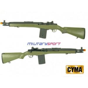 Страйкбольный автомат CYMA M14 Socom With OD Stock  (CM032A-OD)