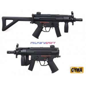 Страйкбольный автомат CYMA MP5 PDW Full Metal (new version) (CM041PDW)
