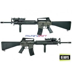 Страйкбольный автомат DIBOYS M16A4