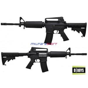 Страйкбольный автомат DIBOYS M4A1 full metal