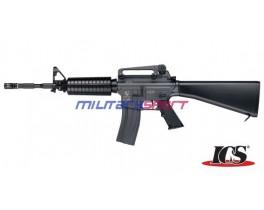 Страйкбольный автомат ICS-21 M4A1 Fixed Stock full metal
