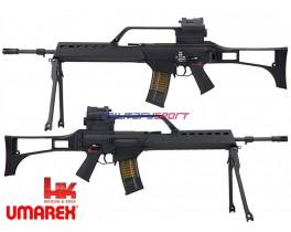 Страйкбольный автомат ST ST-AEG-07-BK