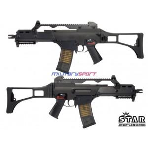 Страйкбольный автомат Star G36C/AEG-13