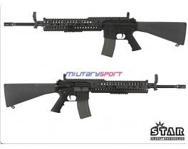 Страйкбольный автомат Star M4 Sir-L/AEG-27