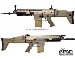 Страйкбольный автомат Star Scar HT DX AEG-35