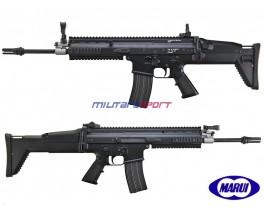 Страйкбольный автомат TM Scar-L recoil type (black)