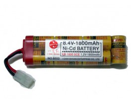 Sanyo 8,4v 1800 mAh Large ICS MC-29(Япония)