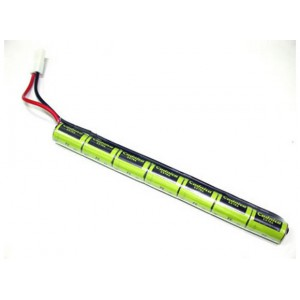 Sanyo 8.4 v 600 mAh RK type ICS MC-31(Япония)
