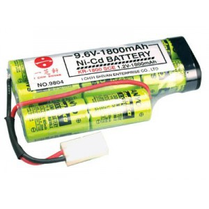 Sanyo 9,6v 1800 mAh  ICS MC-100(Япония)