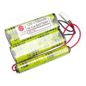 Sanyo 12v 1700 mAh Large MC-26(Япония)