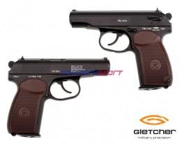 Страйкбольный пистолет Gletcher PM-A Soft Air