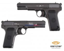 Страйкбольный пистолет Gletcher ТТ-A Soft Air