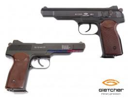 Страйкбольный пистолет Gletcher APS-A Soft Air